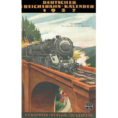 drg kalender 1927