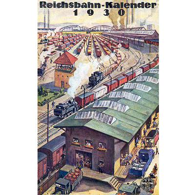 drg kalender 1930