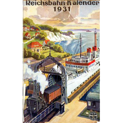 drg kalender 1931