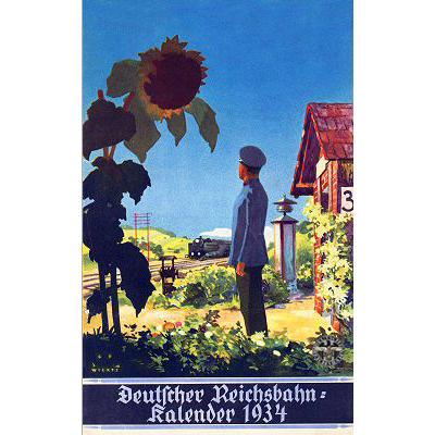 drg kalender 1934