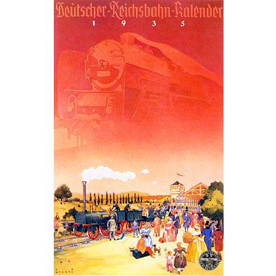 drg kalender 1935