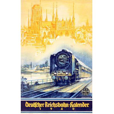 drg kalender 1940