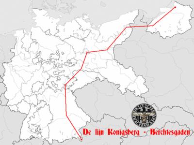 kaart drg 2021