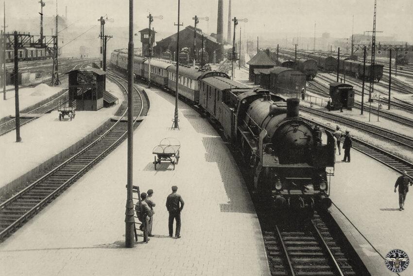 Baureihe 18.3 met de Rheingold