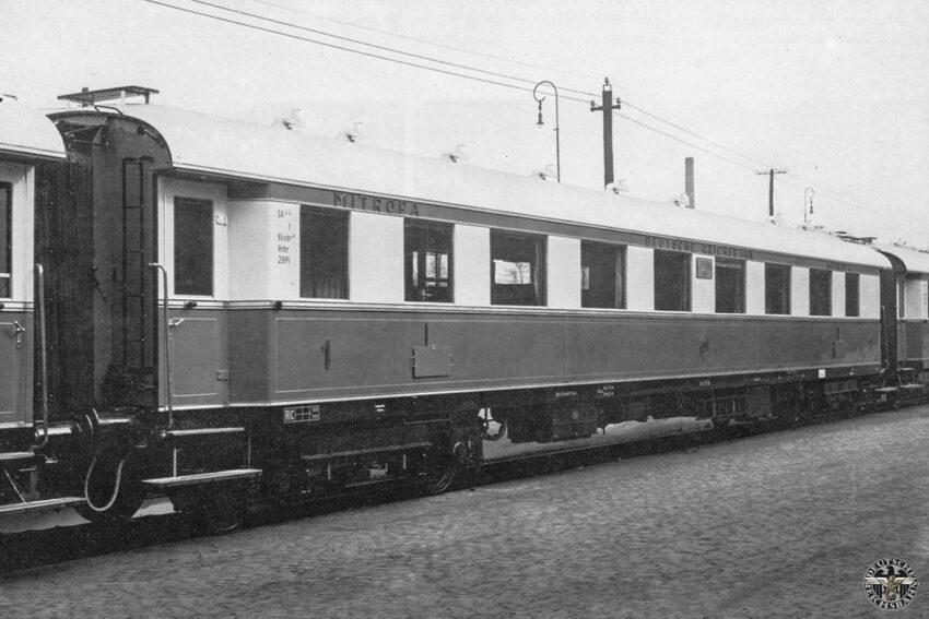 Rheingold 1e klasse