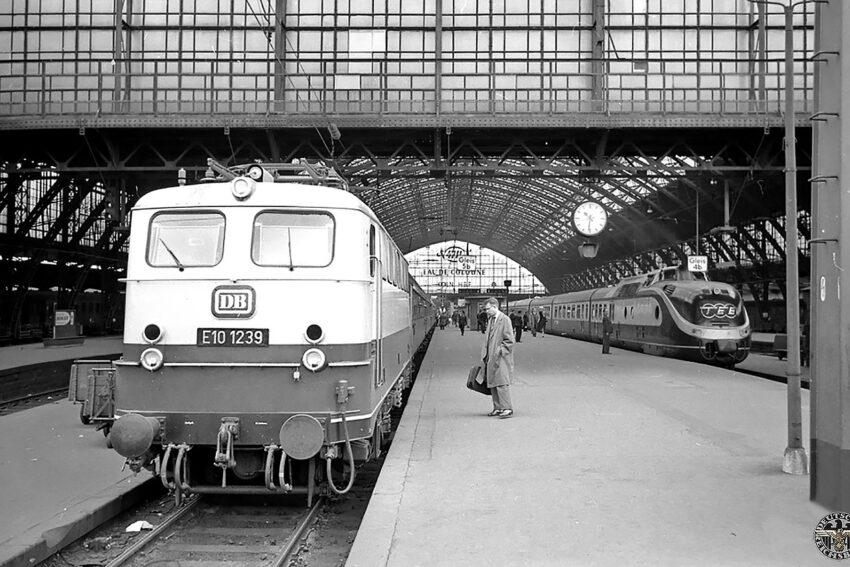 Baureihe E10 & TEE
